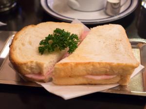 珈琲舎ロッセ サンドイッチ