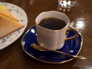 青山壹番館 ブレンドコーヒー