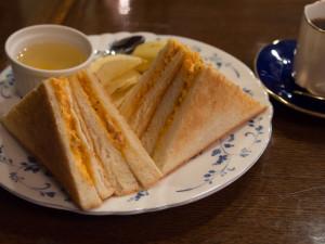 青山壹番館 トースト