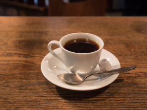 喫茶ルオー ミニコーヒー