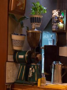 喫茶ルオー コーヒーミル