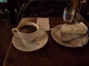 さぼうる コーヒーとケーキ