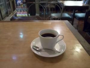 ロージナ茶房 コーヒー