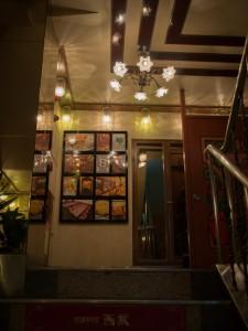 珈琲西武 階段