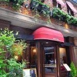銀座に相応しい風格、一軒家喫茶店「トリコロール 本店」