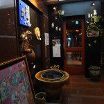 壁画が印象的なギャラリーカフェ「ギャラリー珈琲店 古瀬戸」