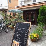 フレンチカントリー風の朝を、「Cafe MIMI」で